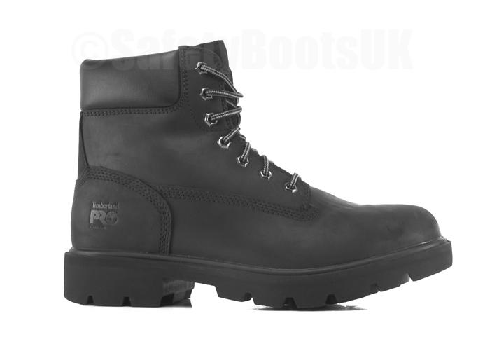 black safety boots uk