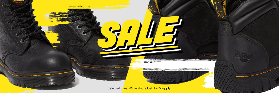 SALE — Dr Martens Safety Footwear