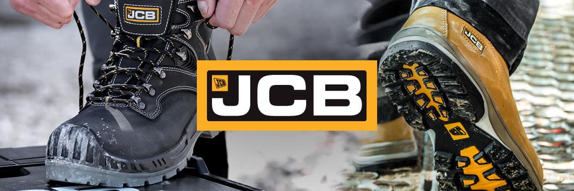 JCB Safety Footwear
