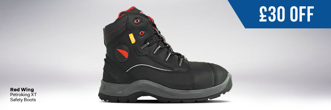 Red Wing — £30 OFF SALE!