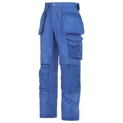 Snickers 3214 3-Series Holster Trousers Blue LIMITED STOCK
