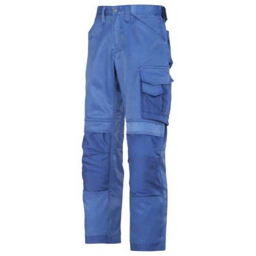 Snickers Workwear 3312 3-Series DuraTwill Trousers Blue LIMITED STOCK