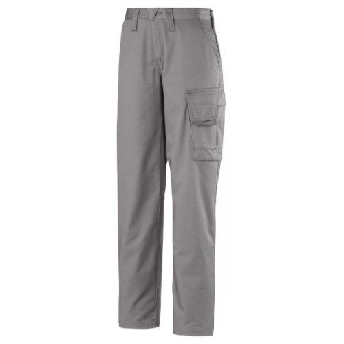 Snickers 3713 Womens Grey Service Trousers