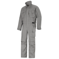 Snickers 6013 Service Line Overall Grey