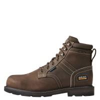 Ariat Groundbreaker Brown Safety Boots