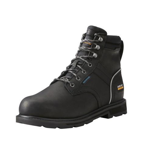 Ariat Groundbreaker Black Safety Boots