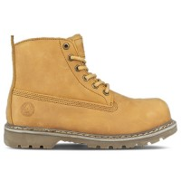 Amblers FS103 Tobacco Ladies Safety Boots