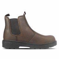 Amblers FS128 Brown Safety Dealer Boots