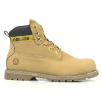 Amblers FS7 Safety Boots With Steel Toe Caps & Midsole