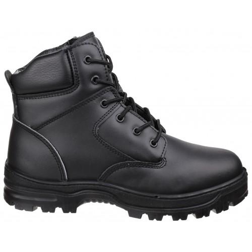 Amblers FS84 Black Safety Boots