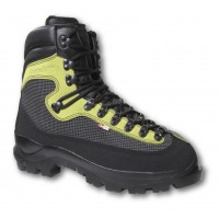 Arbortec Scafell XER Waterproof Class 2 Chainsaw Boots - Lime