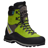 Arbortec Scafell Lite Class 2 Chainsaw Boots - Lime