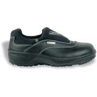 Cofra Brenda Ladies Slip-on Shoe with Steel Toe Cap Slip On Safety Shoe