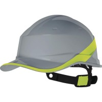 Diamond V DIAM5 Grey Safety Helmet