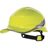 Diamond V DIAM5 Yellow Safety Helmet