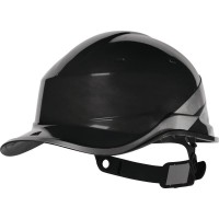 Diamond V DIAM5 Black Safety Helmet