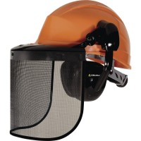 Foresteir 2 Forestry Chainsaw Safety Helmet