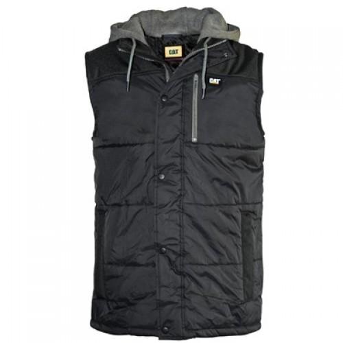 CAT 1320008 Hooded Work Vest