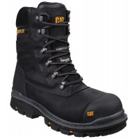 CAT Premier Black Safety Boot