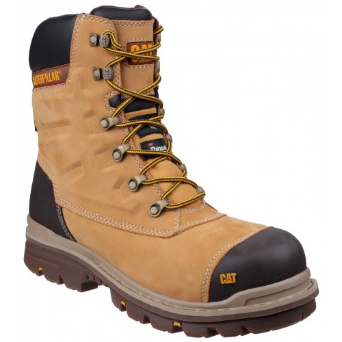 CAT Premier Honey Safety Boots