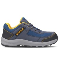 CAT Elmore Lo Safety Trainers Blue