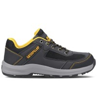 CAT Elmore Lo Safety Trainers Grey