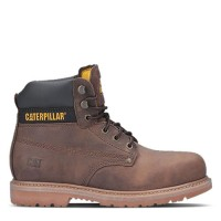 CAT Powerplant SB Brown Safety Boots