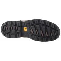 CAT Parker Dark Beige Safety Boot