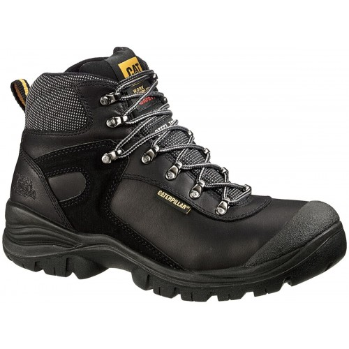 CAT Pneumatic S3 Black Safety Boot
