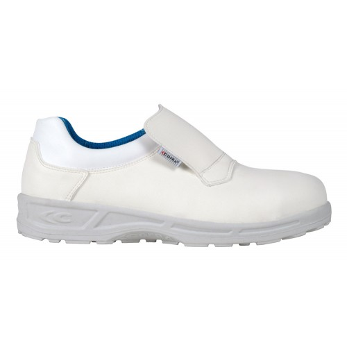 Cofra Cadmo White Safety Shoes