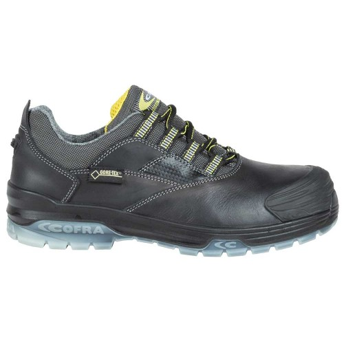 Cofra Sunrise Black GORE-TEX Safety Trainers
