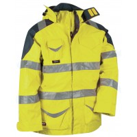 Cofra Protection Waterproof High Visibility Jacket