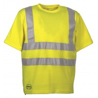 Cofra Alert Yellow High Visibility T-Shirt