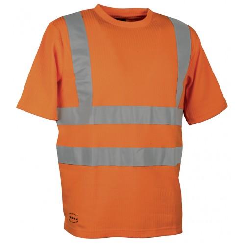 Cofra Alert Orange High Visibility T-Shirt