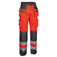 Cofra Blinding High Visibility Trousers Class 2 Hi Vis Trousers
