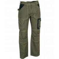 Cofra Dublin Canvas Trousers Cofra Workwear