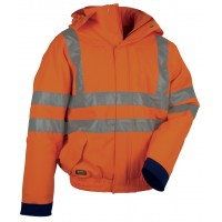 Cofra Fluo Waterproof High Visibility Jacket