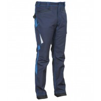 Cofra Montijo Workwear Trousers Knee Pad Pocket Cofra Trousers