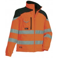 Cofra Nansen GORE-TEX Wind Stopper High Visibility Jacket