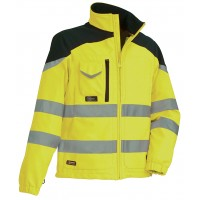 Cofra Nansen GORE-TEX Yellow High Visibility Jacket