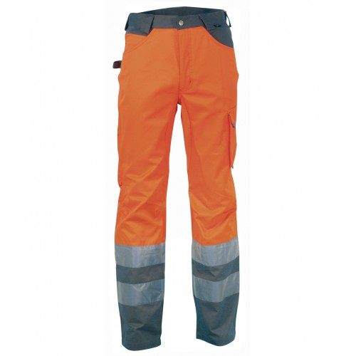 Cofra Ray Orange High Visibility Trousers