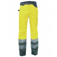 Cofra Ray Yellow High Visibility Trousers