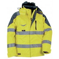 Cofra Rescue Waterproof High Visibility Jacket