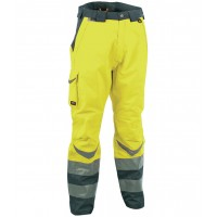 Cofra Safe Yellow Waterproof High Visibility Trousers