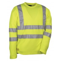 Cofra Skittle High Visibility Sweatshirt