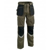 Cofra Bricklayer Trousers With Holster Pockets Cofra Workwear