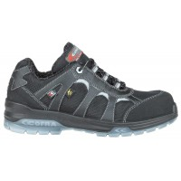 Cofra Franklin Black Safety Trainers