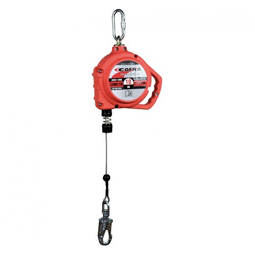 Cofra Laos 10 Retractable Device 10m Fall Arrest