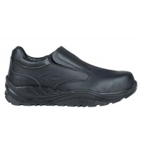 Cofra Hata Black Slip On Safety Shoes