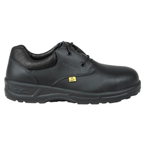 Cofra Sarah Black Ladies Safety Shoes